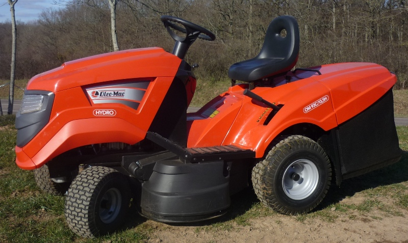 Vente de tracteur tondeuse trouvez le meilleur prix sur - Tracteur tondeuse mulching ...