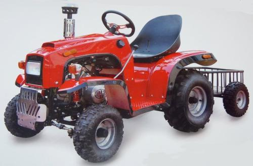 Tracteur 110 cc remorque 4 t - Tracteur remorque enfant ...